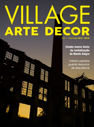 2015.08 - Village Arte Decor - Urbem